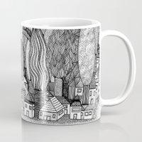 Mysterious Village Mug