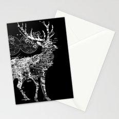 Deer Wanderlust Stationery Cards