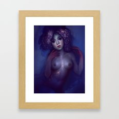 Iridescent Framed Art Print