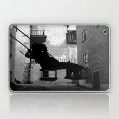 The swing (thinking) Laptop & iPad Skin