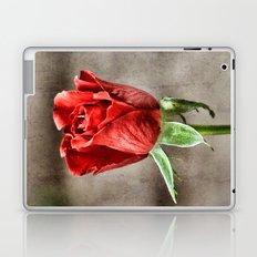 Red Rose Red Laptop & iPad Skin
