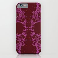Pink Cluster iPhone 6 Slim Case