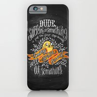 iPhone & iPod Case featuring Wisdom of Jake by Casey Ligon