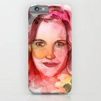 iPhone & iPod Case featuring Colored spots by Juan Alonzo