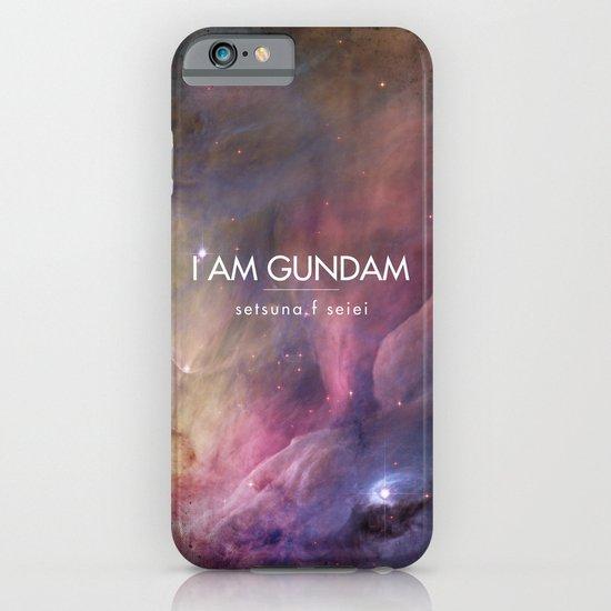 Gundam Retro Space 2 iPhone & iPod Case