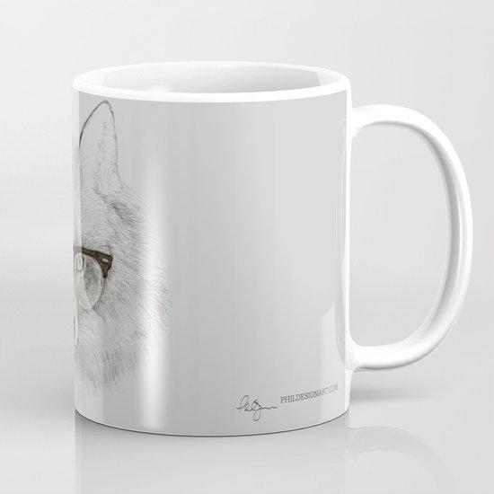 Fox Specs Mug