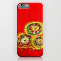 iPhone & iPod Case featuring Flowers by Moonlighting