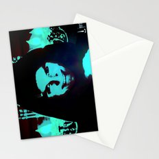 Scary Man Stationery Cards