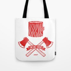 Swing True Tote Bag