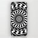 Black and White 4 iPhone & iPod Skin