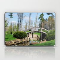 Across The Stream Laptop & iPad Skin