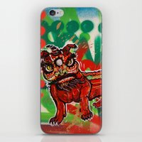 Gong Hey Fat Choy pt.2 iPhone & iPod Skin