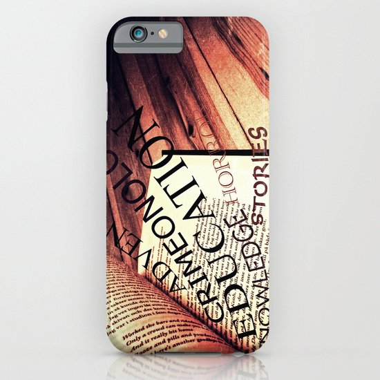 Book of knowledge iPhone & iPod Case