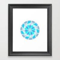 Circle Study No. 312 Framed Art Print