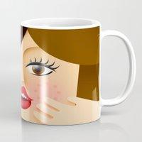 Lola Brown Mug