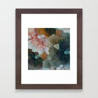 Terra shades Framed Art Print