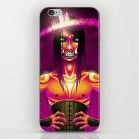 Cicisbeo iPhone & iPod Skin