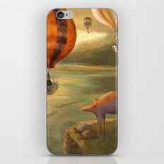 Ballooning iPhone & iPod Skin
