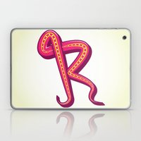 Curly R Laptop & iPad Skin