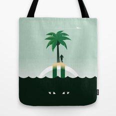Revis Island Tote Bag