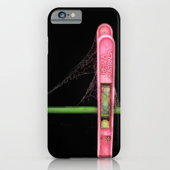 Charlotte's Peg iPhone & iPod Case