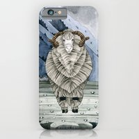 iPhone & iPod Case featuring One Sheep by Yuliya
