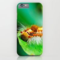 iPhone & iPod Case featuring Agent Orange San by MistyAnn