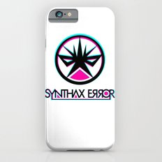 Synthax Error iPhone 6s Slim Case