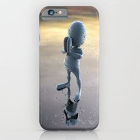 iPhone & iPod Case featuring The Calm by Pig's Ear Gear