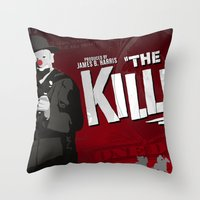 The Killing Throw Pillow