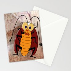 Cockroaches Stationery Cards