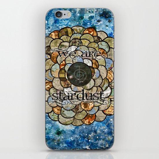 Stardust II iPhone & iPod Skin