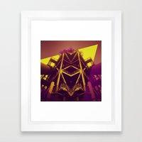 Ruhr! Framed Art Print