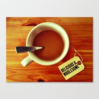 Morning Cup Canvas Print
