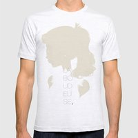 La Boudeuse Mens Fitted Tee Ash Grey SMALL