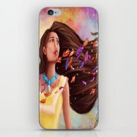 Colors of the Wind iPhone & iPod Skin