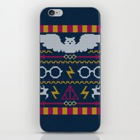 The Sweater That Lived iPhone & iPod Skin