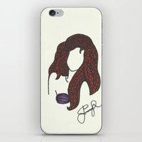 Ariel Zen Tangle #2 iPhone & iPod Skin