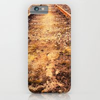 iPhone & iPod Case featuring On Track by Thephotomomma