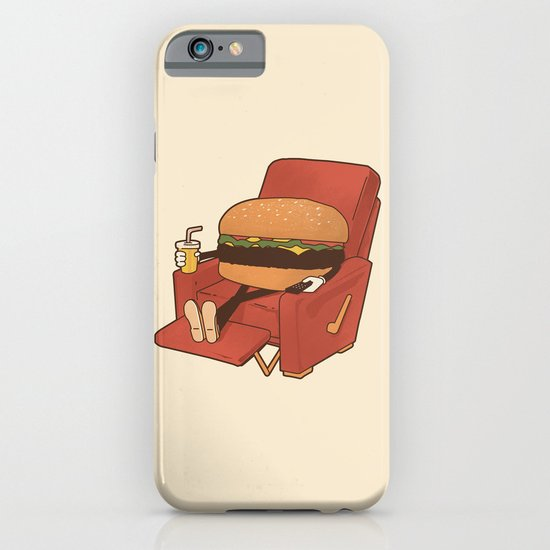 Lunch Break. iPhone & iPod Case