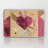 Valentine's Day Heart I Laptop & iPad Skin
