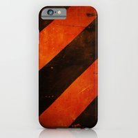 iPhone & iPod Case featuring LAST WARNING! by Dr. Lukas Brezak