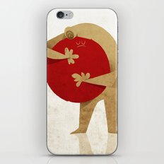 For Japan with love iPhone & iPod Skin
