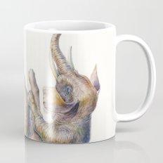 Falling Elephant Mug
