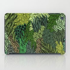 Leaf Cluster iPad Case