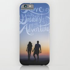 The Greatest Adventure  iPhone 6 Slim Case