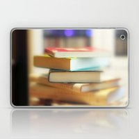 I love books Laptop & iPad Skin