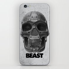 RoboSkull iPhone & iPod Skin