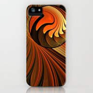 Never Give Up - Abstract… iPhone (5, 5s) Slim Case