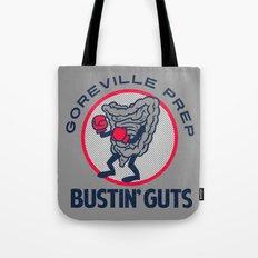 Bustin' Guts Tote Bag